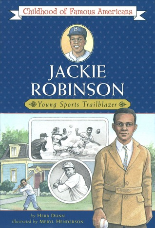 Jackie Robinson: Young Sports Trailblazer (Childhood of Famous Americans)