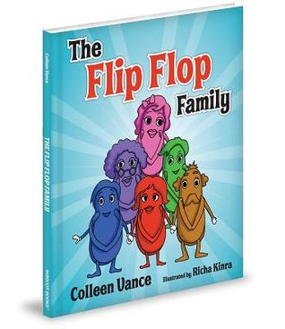 The Flip Flop Family by Colleen Vance