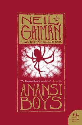 Goodreads | Anansi Boys