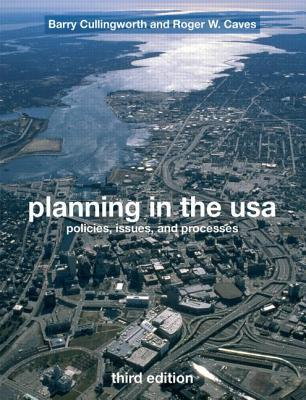 Planning in the USA by Barry J. Cullingworth