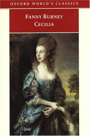Cecilia by Fanny Burney