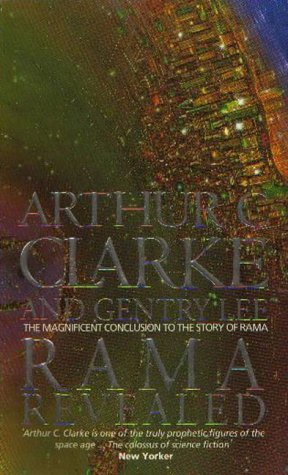 Rama Revealed by Arthur C. Clarke