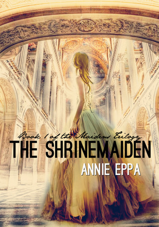 The Shrinemaiden (The Maidens #1)