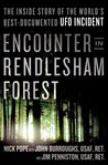 Encounter in Rendlesham Forest by Nick Pope