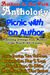 Authors in the Park Anthology - Jul 6, 2013