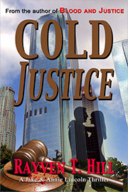 Cold Justice (Jake and Annie Lincoln, #2)