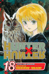 Hunter x Hunter, Vol. 18 (Hunter x Hunter, #18)