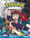 Pokémon Black and White, Vol. 12 by Hidenori Kusaka