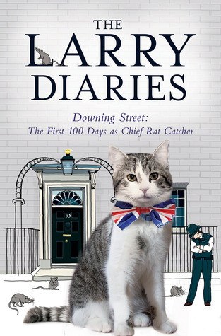 The Larry Diaries by Larry the Cat