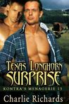 Texas Longhorn Surprise (Kontra's Menagerie, #13)