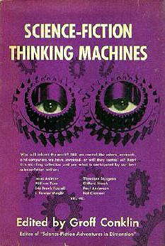 Science Fiction Thinking Machines