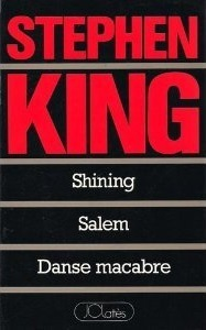 The Shining / Salem's Lot / Danse Macabre by Stephen King