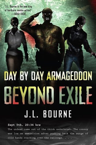 Beyond Exile Day by Day Armageddon 2