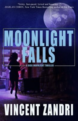 Moonlight Falls by Vincent Zandri