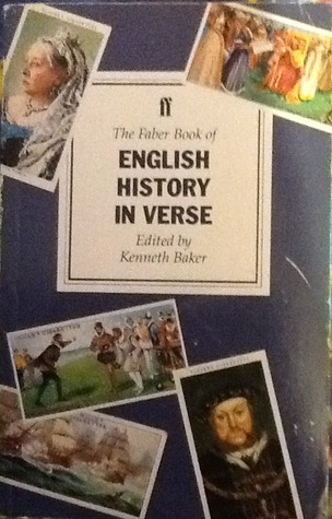 The Faber Book Of English History In Verse