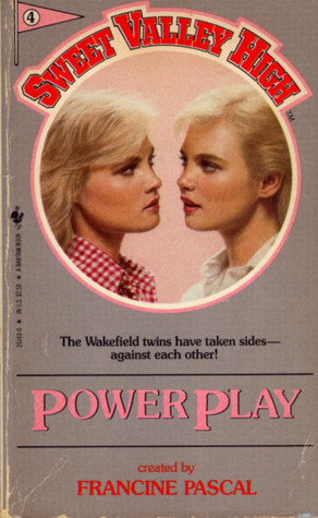 Power Play by Francine Pascal