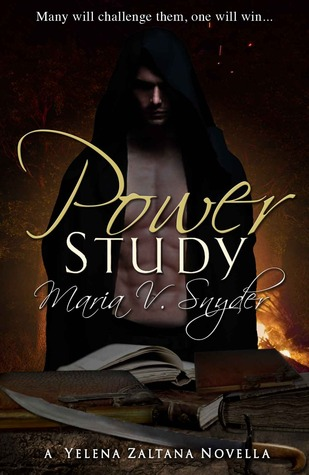 Power Study by Maria V. Snyder