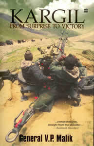 kargil from surprise to victory book review