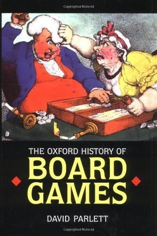 Oxford History of Board Games by David Parlett