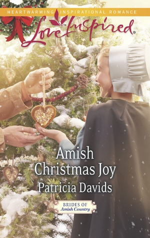 Amish Christmas Joy (Brides of Amish Country, #9)