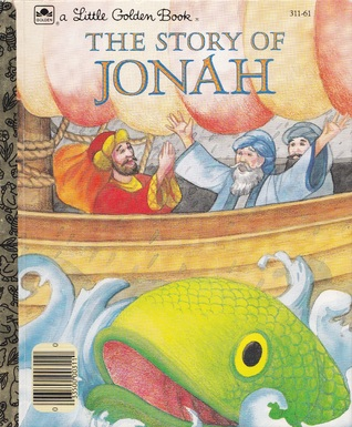 The Story of Jonah by Pamela Broughton