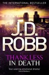 Thankless in Death by J.D. Robb