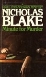 Minute for Murder (Nigel Strangeways, #8)