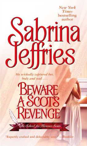 Beware a Scot's Revenge by Sabrina Jeffries