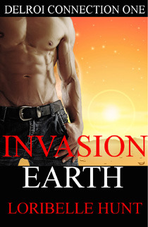 Invasion Earth (Delroi Connection #1)
