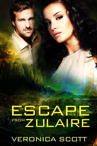Read online Escape From Zulaire by Veronica  Scott PDF