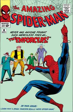Download free The Enforcers! (The Amazing Spider-Man #10) PDB