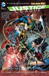 Justice League, Vol. 3 by Geoff Johns