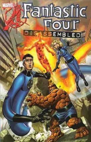 Fantastic Four, Vol 5 by Mark Waid