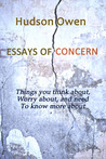 Essays Of Concern