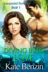 Diving Into Love (Unexpected Romance, #1)