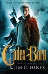 Codex Born (Magic Ex Libris, #2)
