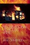 Recreational Vehicles on Fire: new and selected poems