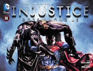 Injustice: Gods Among Us #36 (Injustice: Gods Among Us - Year One #36)