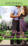 What a Woman Wants (Manley Maids, #1)