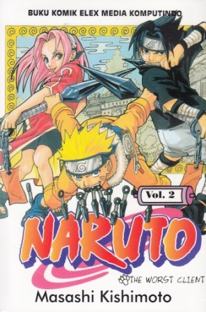 Naruto Vol. 2: The Worst Client
