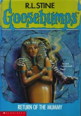 Return of the Mummy by R.L. Stine