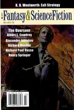 Fantasy & Science Fiction, March 2008 (The Magazine of Fantasy and Science Fiction #670)