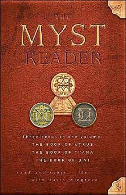 Review The Myst Reader (Myst #1-3) PDF by Rand Miller, Robyn Miller