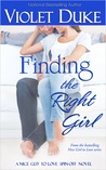 Finding the Right Girl (The CAN'T RESIST series, Book #4)