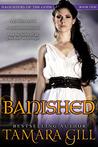 Banished (Daughters of the Gods, #1)