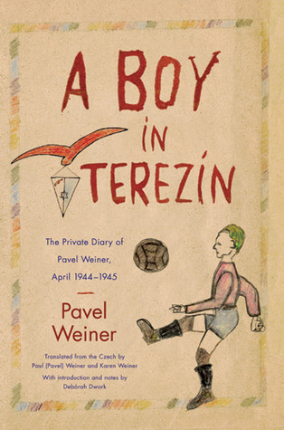 A Boy in Terezín by Pavel Weiner