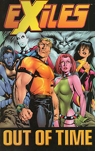 Exiles - Volume 3: Out of Time
