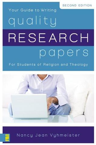 A Research Guide for Students