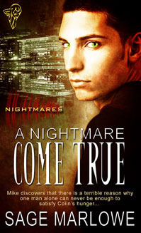 A Nightmare Come True (Nightmares, #1)