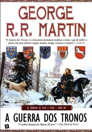 Download online A Guerra dos Tronos (A Song of Ice and Fire #1) PDF by George R.R. Martin, Jorge Candeias